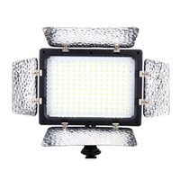 Wholesale Andoer W180 k LED Video Light Lamp Panel for Canon Nikon Pentax DSLR Camera Video Camcorder Photographic Lighting D2287