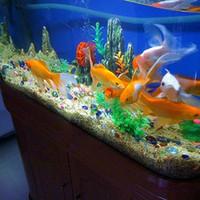 best aquarium design - New Bautiful Design Best Promotion Gorgeous Fish Tank Aquarium Decor Landscaping mm Glass Marbles Beads Balls
