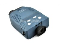 Cheap 3x Digital Night Vision Monocular Vedio   photograph hunter Can Connect Computer