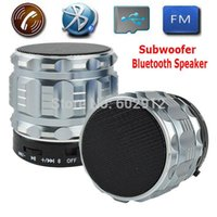 Wholesale Mini Subwoofer Woofer Hifi Wireless Bluetooth Speakers Loudspeaker Alto Falante Enceinte Haut Parleur With Hands Free MP3 Player