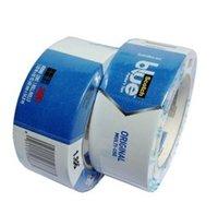 Cheap Wholesale-FREE SHIPPING Blue Tape   High Temperature Tape 3D Printer Platform Heat Resistant 25.4mm*54.8m