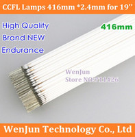 Wholesale inch wide Backlight CCFL Lamps Highlight mm mm for wide Screen LCD Monitor with order lt no t
