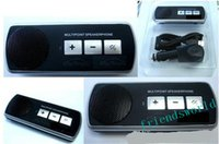 Wholesale Car Kit bluetooth bluetooth speakerphone can clamp onto the sun visor handsfree for driving