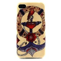 anchor cover photo - 10PCS In Stock Hot Sale new Fit For iPhone S S C case new Anchors skin Photos Hemming TPU cover phone case