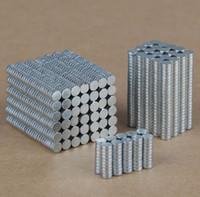 Wholesale 300PCS mm x mm N35 Rare Earth Neodymium Super Strong Magnets N35 Rare Earth Neodymium Super Strong Magnets