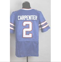 best football logos - Factory Outlet cheap Dan Carpenter Jersey Elite Football Jersey Best quality Authentic Sports Jerseys Embroidery Logo Accept Mix Order