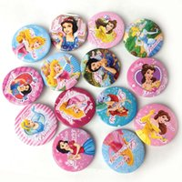 Wholesale 2016 Hot Sale Promotion Plating d Multicam Fallout Long term Supply cm Cartoon Badges Tin Pin Plastic Snow White Badge
