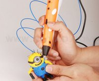 Wholesale New Year Gift For Children D Drawing Pen With ABS Filament Free V1