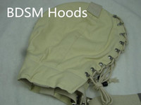 sex toy for girl - Bondage Hood BDSM Slave Head Hoods Girl Housewise Training Adult Sex Products Toys for Her HM HD1034