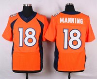 Wholesale Mannning Football Jerseys Elway thomas welker All Teams Football Wears Highest Quality Football Apparel New