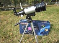 Lorgnettes vidéo Prix-Vente chaude Phoenix HD F30070M professionnel télescope haute puissance monoculaire télescope spatial astronomique Spyglass (300 / 70mm) TE04