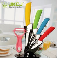 ceramic knife - ceramic acrylic knives set Zirconia fruit kitchen knife ceramic knives set colors for option