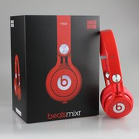 beats by mixr - Used Beats mixr Headphones On ear Noise Cancel Headphones Headset Refurbished with seal retail box send by DHL