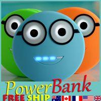 Cheap 4500mAh 5600mah power bank Best Commen External powerbank