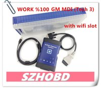 Wholesale With wifi slot Vauxhall Opel MDI Tech OEM Level Diagnostics GM MDI WORK TECH GM MDI Diagnostic Tool without software