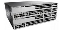 Wholesale 100 New licensed CISCO WS C3850 T L gigabit switches you can control the wireless AP switch