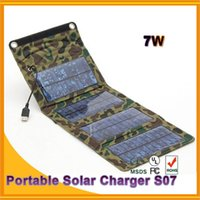 solar charger laptop computer - Portable Folding Solar Panels Solar Charger V W External Battery Charger Backup PETC S07 For Laptops Computer