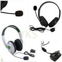 Wholesale 2015 Headset Headphone with Mic Microphone EARPHONE for Xbox Brand New