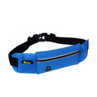 Wholesale Running Pockets Outdoor Sports Inch Bag Close Fitting Breathable Men And Women Stealth Pockets Waist Packs For Running