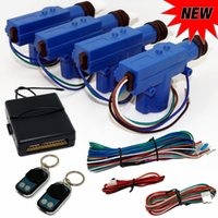 Wholesale Remote car central locking keyless entry system for doors