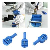 Wholesale New Universal Watch Band Pin Remover watch chain bracelet regulator Wristwatch Link watchband Adjuster Repair Tool kits