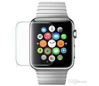 Wholesale Top quality mm Ultra Thin H Hardness Premium Tempered Glass Screen Protector Film For Apple Watch mm mm Screen Protector Watch Sport