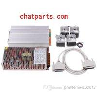 Wholesale New CNC Kit XNema17 Stepper Motor A Axis A TB6560 Driver Power
