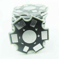 aluminum base board - High Power w w w Watt LED Heat Sink Aluminum Base Plate mm LED board KIT DIY high quality star heatsink