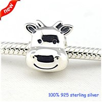 authentic pandora - Pandora Horse Silver Charm Original Authentic Sterling Silver Charms DIY Jewelry fine jewelry AC3717