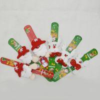 plastic tiaras - 2015 Sale Acessorios Para Cabelo Tiara Noiva Hairpins Plastic Santa Claus Pops Circle Wrist Band Pvc Toys Magnet Ring Strange New Jewelry