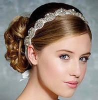 Wholesale Bridal Hair Accessories New Spring Beach Wedding Headpiece Bridal Headwear With Flowers