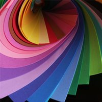 Wholesale 24pcs Brand New color Thick Multicolor Sponge Foam Paper Fold Scrapbooking Paper Craft DIY Gift Decor Card cm