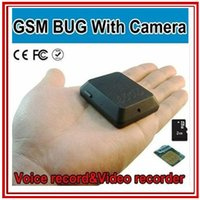 spy gsm - Latest mini camcorders X009 Mini Camera Monitor Video Recorder SOS GPS DV GSM camera MHz hidden camera spy cam