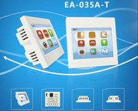 Wholesale New and Original Inch HMI Human Machine Interface for industrial PLC With RS485 Touch Screen Samkoon EA A T