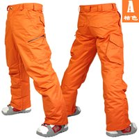 Wholesale NEW ARRIVE Men Snowboarding Pant ski pant for men different color and size skiing pant men
