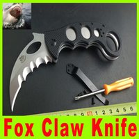 Cheap Emerson fox Claw knife Best survival knife