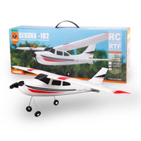 Wholesale WLtoys F949 Cessna G Channel RC Aircraft Fixed wing RTF Airplane WLtoys F949 Cessna Aircraft Rc Toy