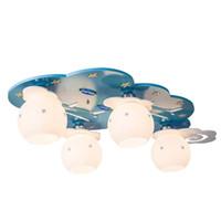 baby room knobs - Cute Cartoon Plane Kids Room Ceiling Lights Creative Children Bedroom Ceiling Lamp Baby Room Ceiling Lamps