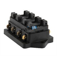 atc automotive - New and high quality V Way Car Truck Automotive Blade Fuse Box Holder Circuit ATO ATC