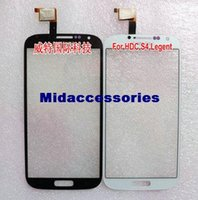 hdc galaxy s4 legend - New quot Digitizer HDC Galaxy S4 Legend SmartPhone touch screen Front Touch panel Digitizer Glass Sensor Replacement Free Ship
