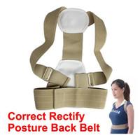 Cheap Shoulder Support Belt Best Flexible Posture Back Belt