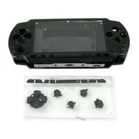 Wholesale Full Housing Repair Mod Case Buttons Replacement for Sony PSP Console