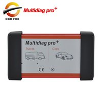 Cheap 2015 New arrival tcs cdp Multidiag pro+ 2014.2 version with 4GB TF card no bluetooth + carton box free shipping