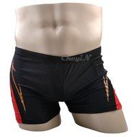 Wholesale Pro Men s Swim Trunks Men Board Beach Shorts Square Leg Swimming Shorts Swim Suit Beachwear for Diving Surfing YK004 WY