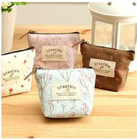 Wholesale 2015 LIFESTYLE new canvas bag Coin purse keys wallet Purse