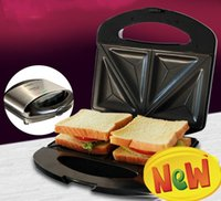 automatic toaster - Multi functional SANDWICH MAKER W Non Stick Household Cooking Machine Surface Automatic Breakfast Toaster