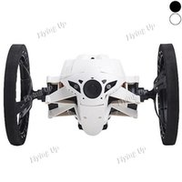 Wholesale 2015 New Bounce Car SJ80 RC Cars CH GHz Jumping Sumo RC Car with Flexible Wheels Remote Control Robot Car order lt no tra