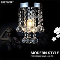Wholesale 2015 Rushed v v Ceiling Lights Hot Sale Modern Lovely Crystal Light Ceiling Lustre Fixture Aisle Stair Hallway Lighting Porch Corridor