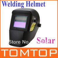 Wholesale Hot Selling Solar Cell Automatic Darkening Welding Grinding Helmet Hood Welder Mask Protection Freeshipping Dropshipping order lt no track
