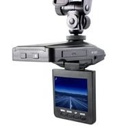 Wholesale car dvd F198 Car DVR Recorder Car Detector Camera Recorder Vehicle Dash Video Car Surveillance Camera With Degree Angle View Black